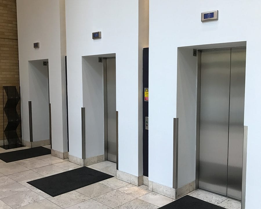 Lift installation