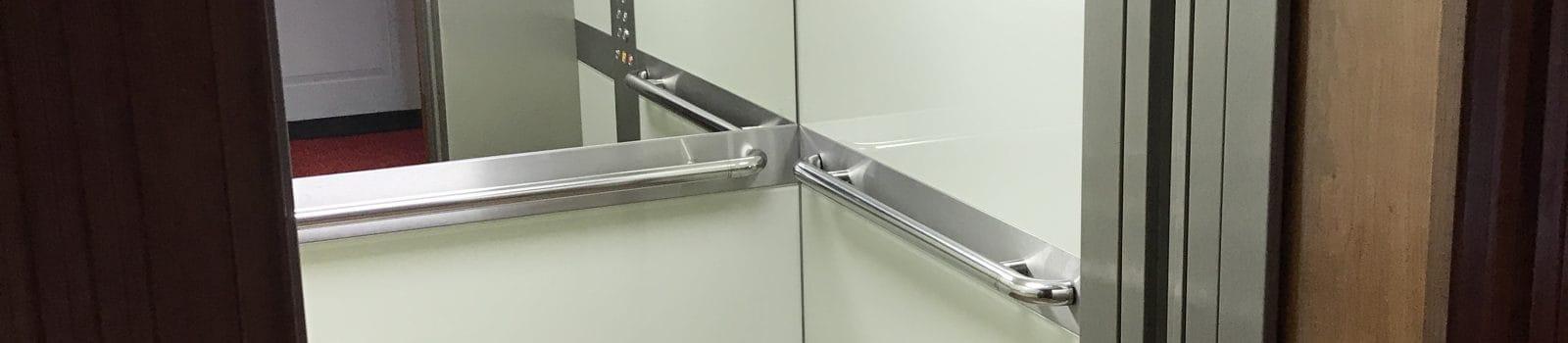 eBay / PayPal lift installation, Richmond